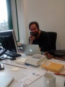 Martin Bartelmus, Büro Postdocs, 14:08, 4. Februar 2015