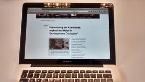 Vorschau Artikel auf MacBookPro, Büro Postdocs, 27. März 2015, 16:28, aufgenommen mit Motorola Moto G.