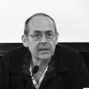 Prof. Bernard Stiegler © Miriam Leopold