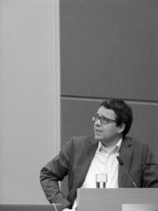 Prof. Dr. Christian Kiening, Ringvorlesung SoSe 2015, Haus der Universität, 02.06.2015